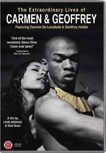 CARMEN AND GEOFFREY BY ATKINSON,LINDA (DVD)